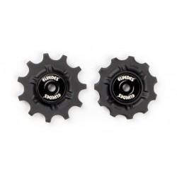 2×11 Teeth Pulley Wheels...