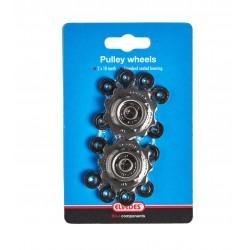 2 × 10 Teeth  Pulley Wheels...